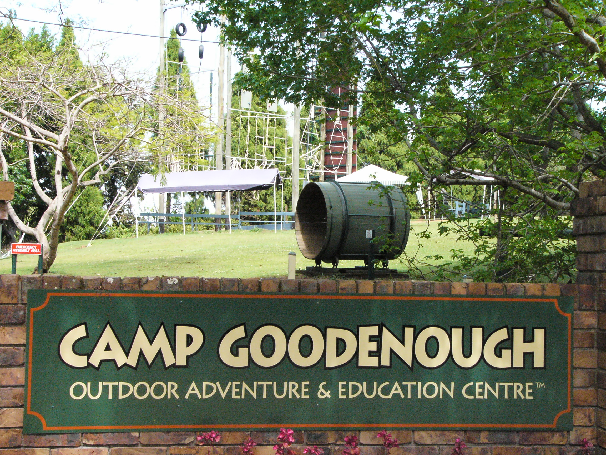 Camp Good Enough