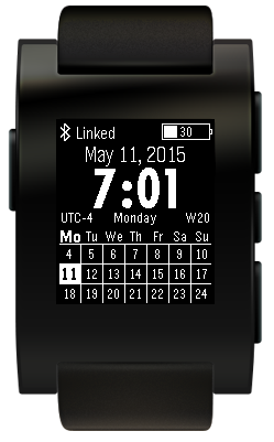 Timely Watchface