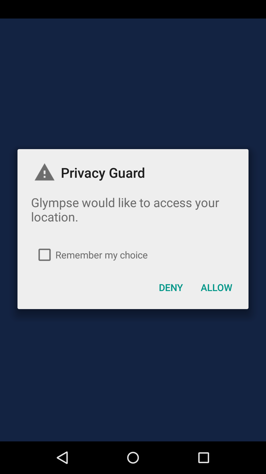 Android M Permissions - Cyanogen
