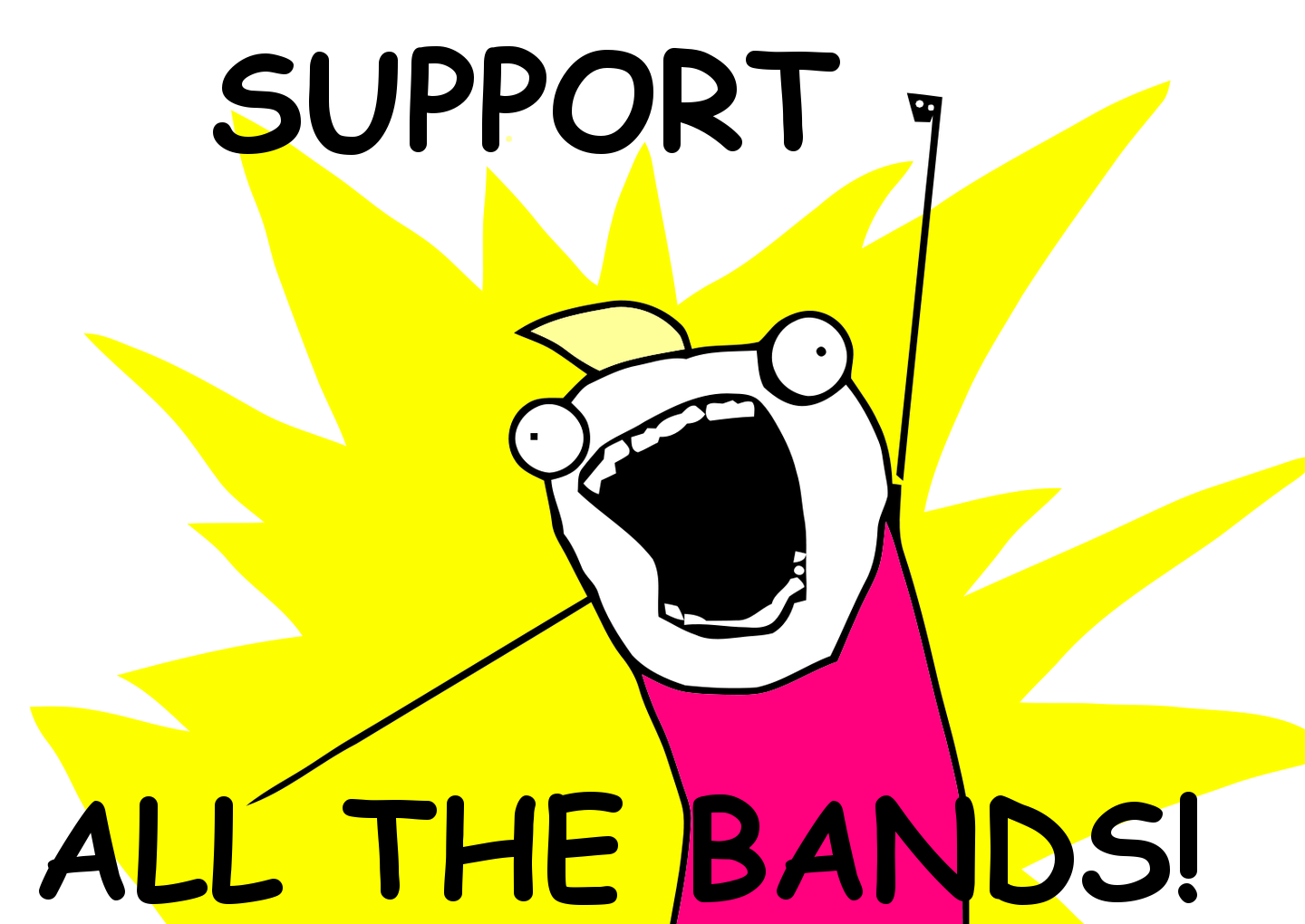 All The (LTE) Bands