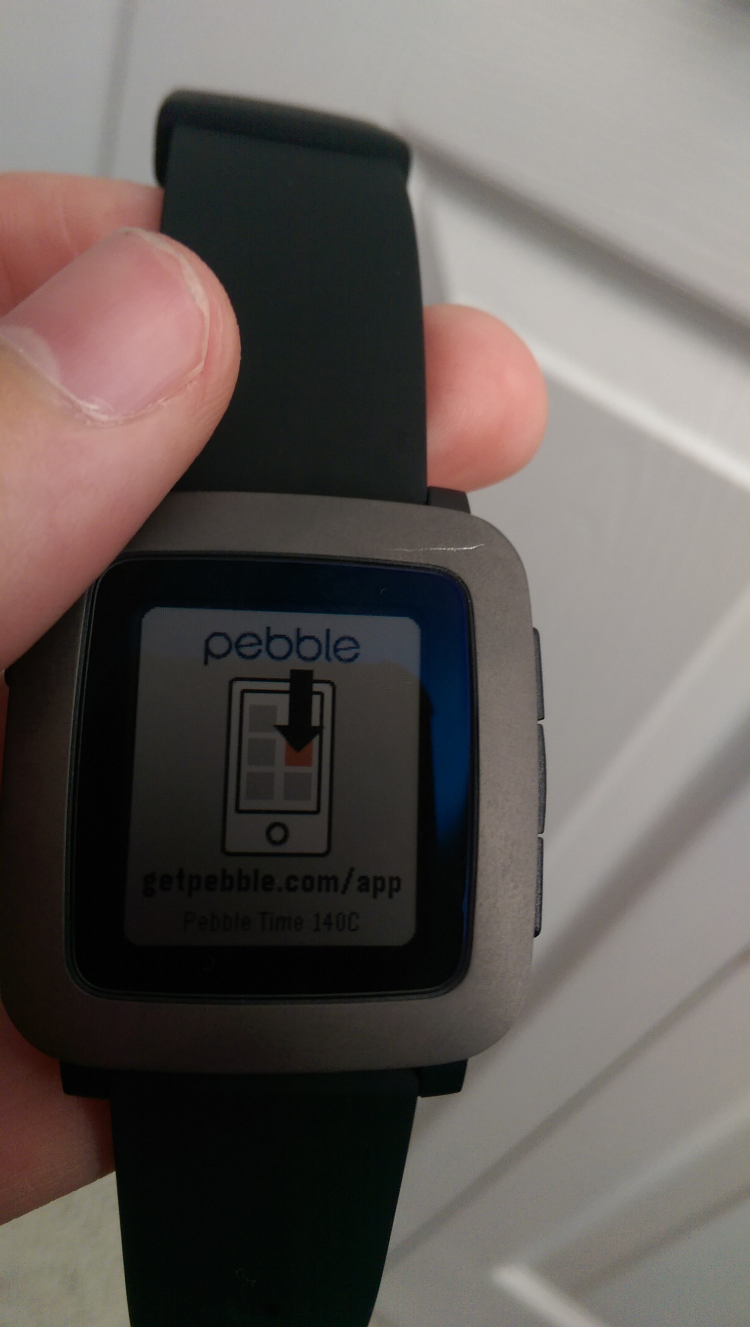 Scratched Pebble Time