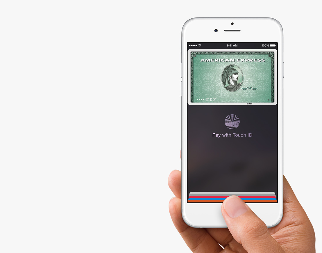 Apple Pay in Canada - AMEX only