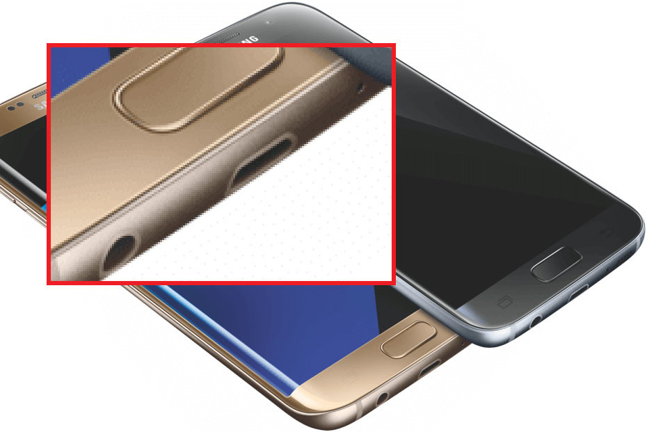 Samsung Galaxy S7 Charging Port