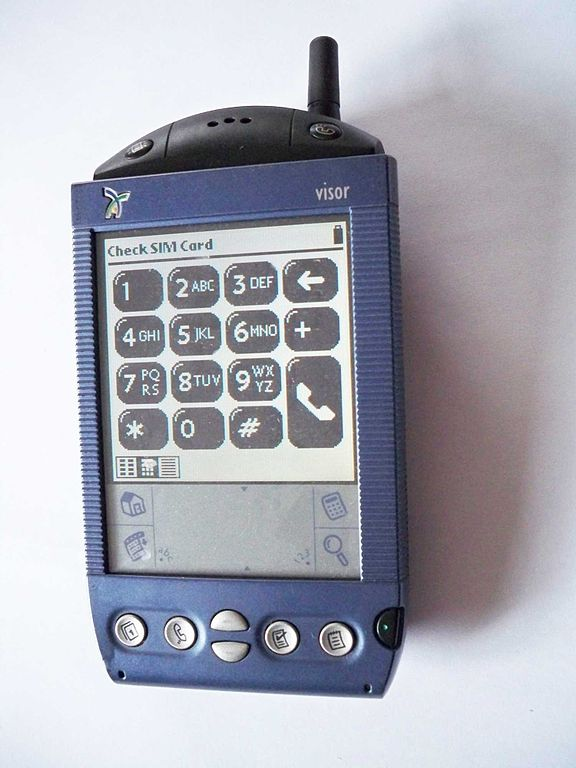 Handspring Visor Color with Phone Module