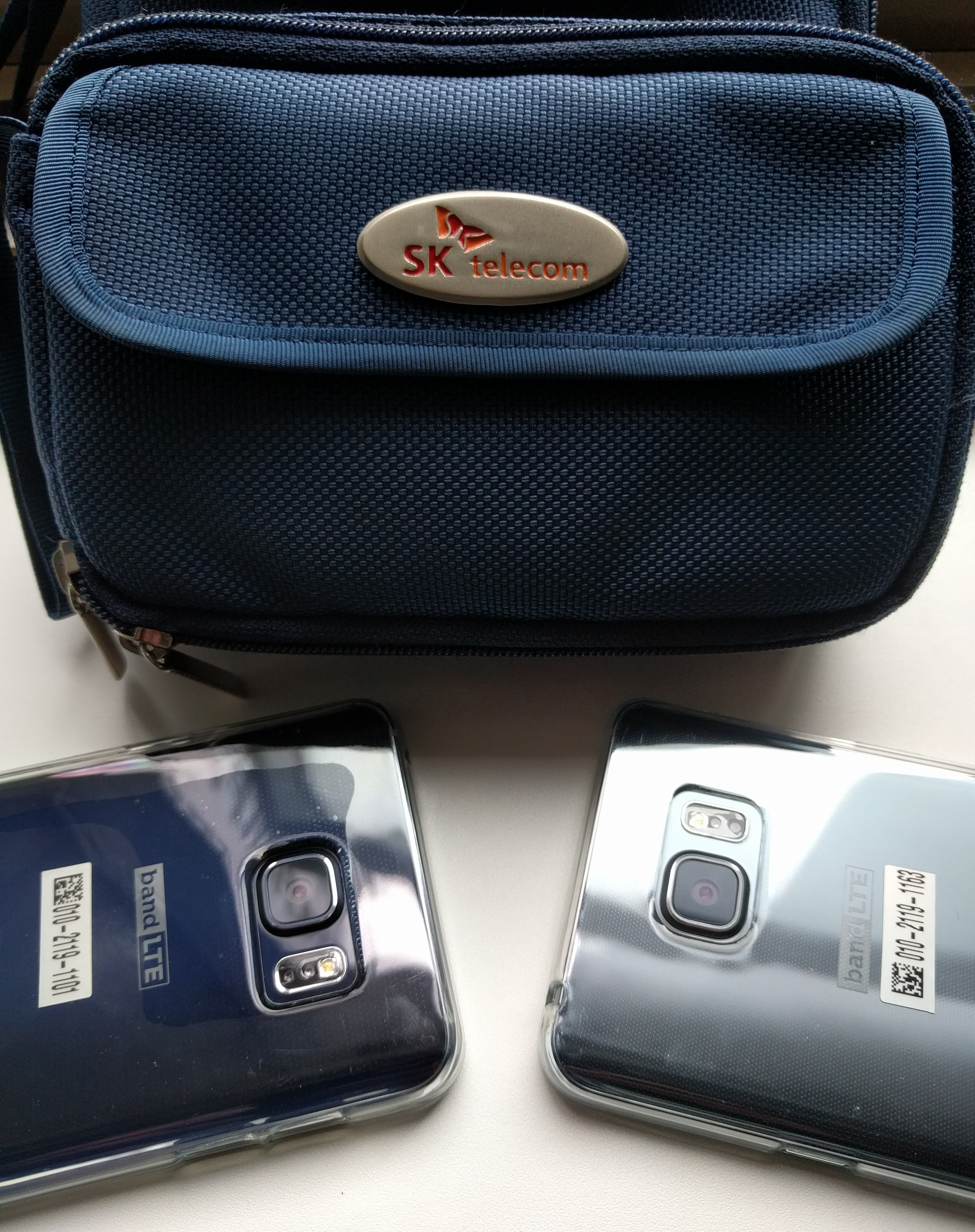 EMK Phones and Pouch