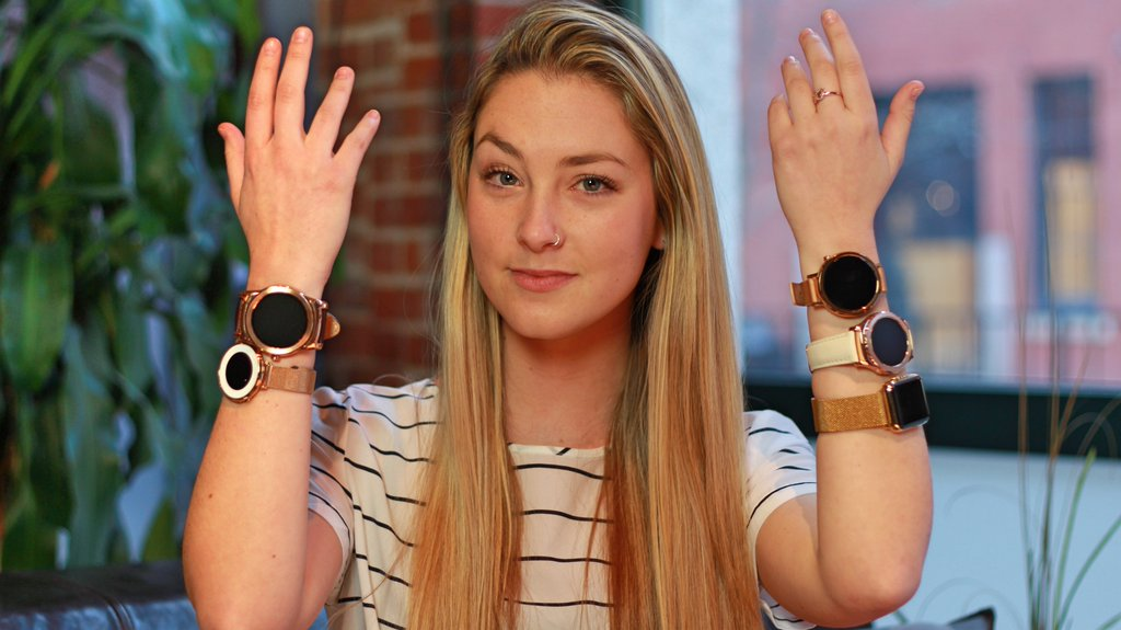 wearable wednesdays smartwatches for women by women