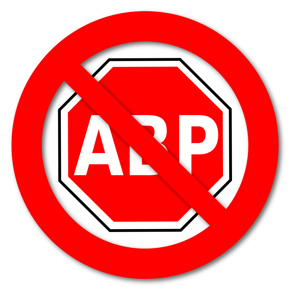 Adblock Plus blocked