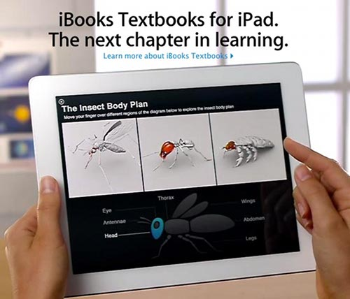 Guest post: iBooks and iPads for Education  Plus ça change