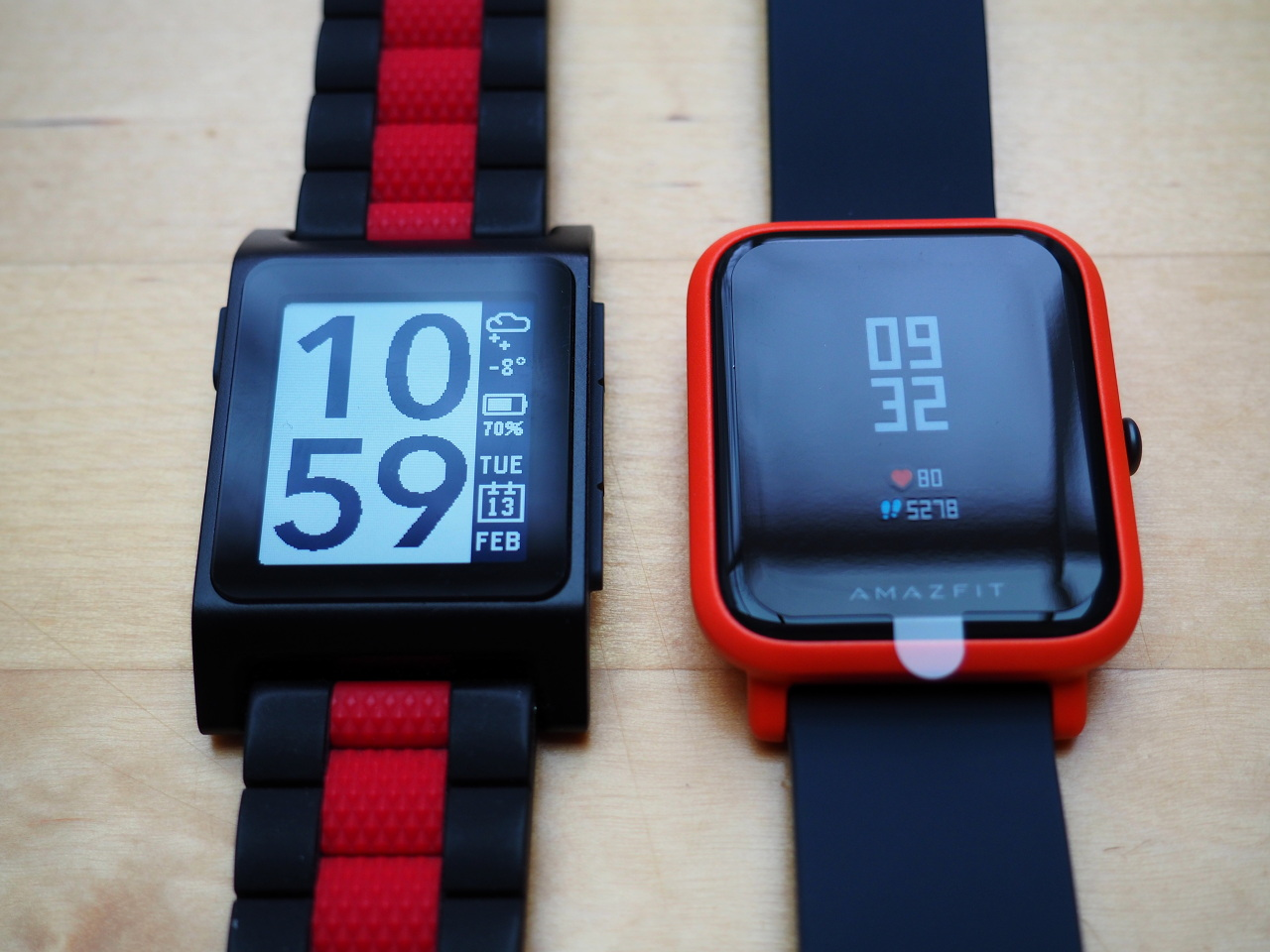 Amazfit Bip: Not Quite the Pebble Replacement You Were